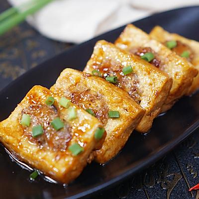 小羽私厨之客家酿豆腐