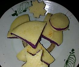紫芋绵绵的做法