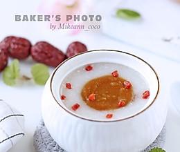 宝宝辅食—软糯香甜,枣泥粥的做法