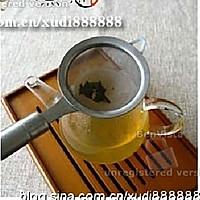 荷叶山楂蜂蜜茶的做法图解4