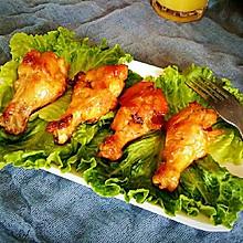 #带着零食去旅行!#蜜汁鸡腿,好吃的停不下来
