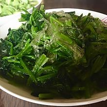 菠菜粉丝 ——素食·家的味道