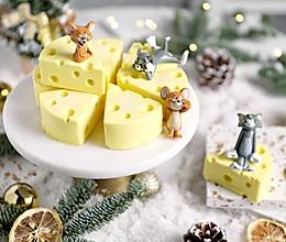 新年爆款!猫和老鼠最爱的芒果奶酪慕斯的做法