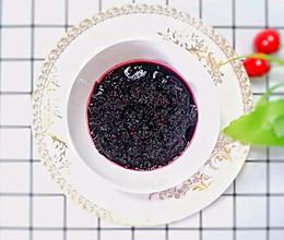 桑葚果酱:宝宝辅食营养食谱菜谱的做法