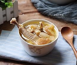 猴头菇竹荪鸡汤的做法