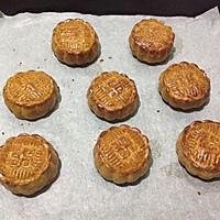 蛋黄莲蓉月饼的做法图解12
