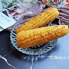 #精品菜谱挑战赛#奶香烤玉米