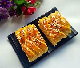 蛋糕夹心面包的做法