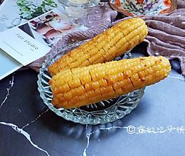 #精品菜谱挑战赛#奶香烤玉米的做法