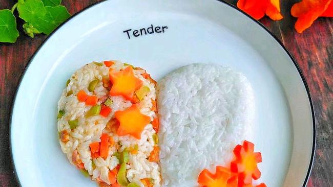 #舌尖上的端午#爱心炒饭的做法