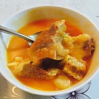 番茄土豆牛腩浓汤的做法图解16