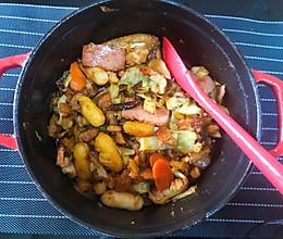 麻辣香锅(油煎版)的做法