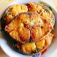 家常菜「香煎鲅鱼」的做法图解4