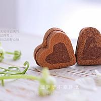 情人节礼物之恋恋巧克力夹心饼干