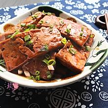 冬至吃豆腐的习俗———香煎豆腐