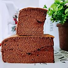 #豆果10周年生日快乐#超浓郁的巧克力台湾古早蛋糕