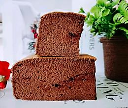 #豆果10周年生日快乐#超浓郁的巧克力台湾古早蛋糕的做法