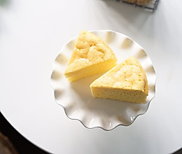 柠檬乳蛋糕的做法