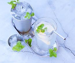 水蜜桃苏打汽水——美颜养胃,低糖无添加剂的做法