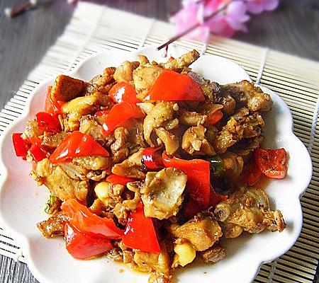 重庆歌乐山辣子鸡的做法