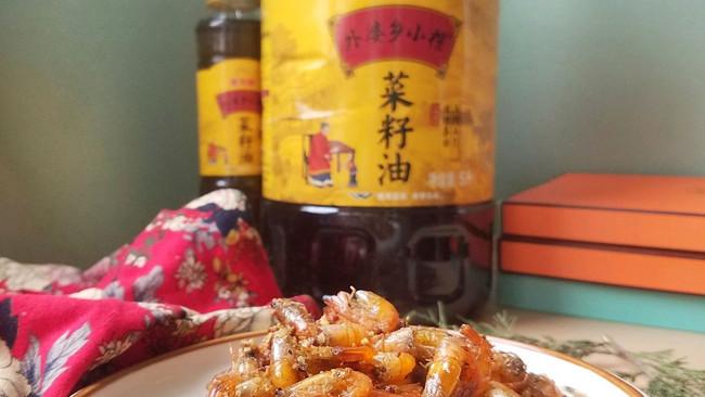 蒜香酥脆小草虾——蒜香浓郁,酥脆鲜香#福气年夜菜#的做法