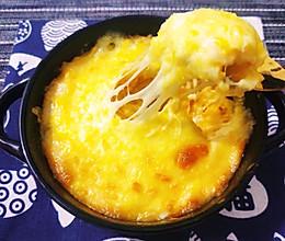 超级好吃的芝士焗红薯的做法