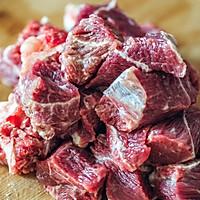 第一次做麻辣牛肉面,一口气吃两碗好吃的做法图解1