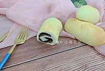 早餐小面包-奶香红豆卷的做法