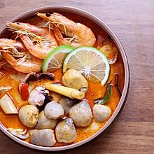 泰式冬阴功汤,让你意想不到的减肉利器。