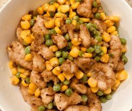 十分钟出锅的快手菜,上班族必学!沙巴鱼柳炒杂蔬的做法