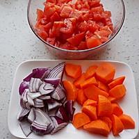 西红柿炖牛腩的做法图解6