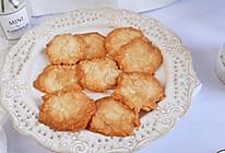 无需打发❗️酥香嘎嘣脆 最简单的饼干❗️杏仁瓦片薄脆的做法