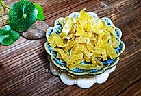 #秋天怎么吃#自制柚子皮糖的做法