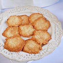 无需打发❗️酥香嘎嘣脆 最简单的饼干❗️杏仁瓦片薄脆