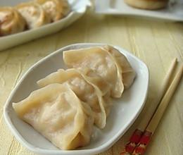 酸菜猪肉蒸饺的做法