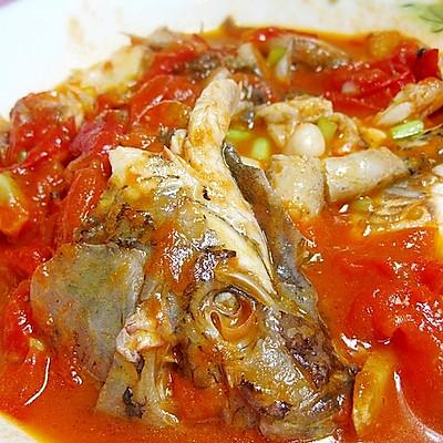 番茄烧鲫鱼