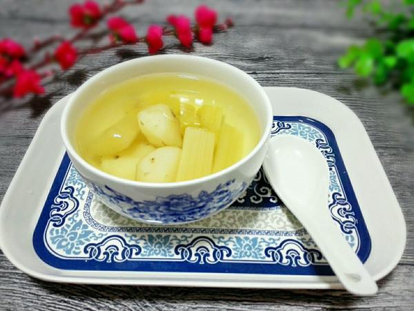 甘蔗荸荠饮的做法