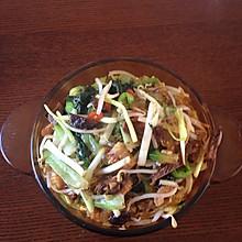 泰式炒杂菜
