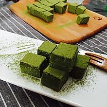 mocha nama chocolate(抹茶生巧克力)