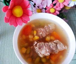 #助力高考营养餐#胡萝卜棒骨汤的做法