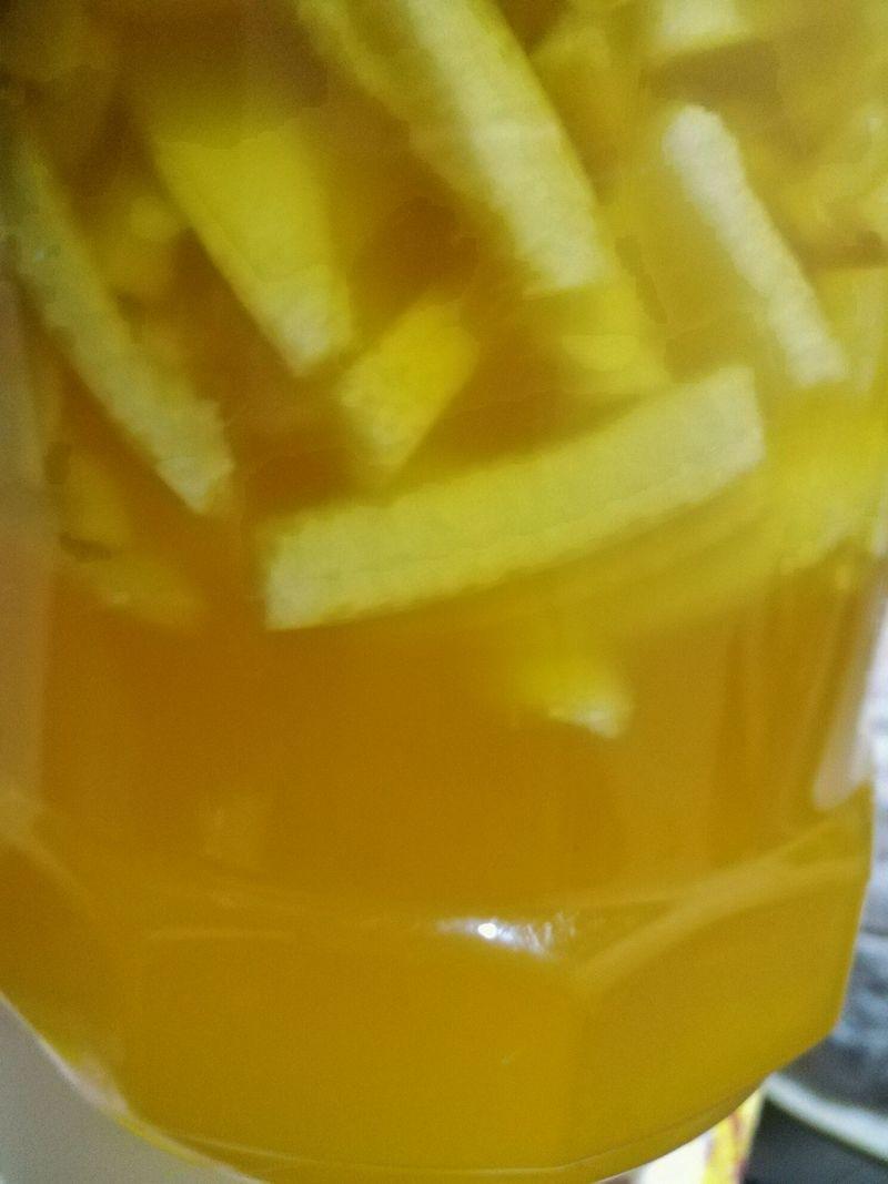 柚子皮洗洁精的做法 菜谱 豆果美食