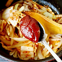 泡菜汤的做法图解7