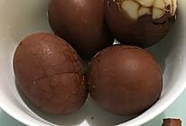 五香辣鸡蛋的做法