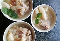 山药黄豆猪蹄汤的做法