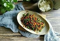 鸡米芽菜-下饭神器的做法