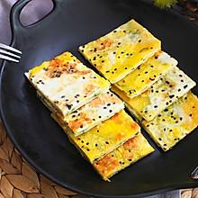 饺子皮葱油饼  宝宝健康食谱