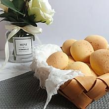 浓郁奶香麻薯包