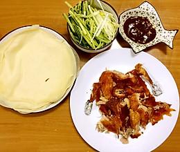 烤鸭的做法