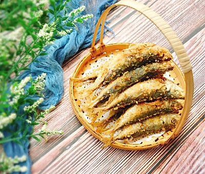 下酒菜+香酥鱼