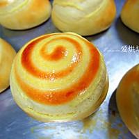 奶黄包#甜面团2次发酵法的做法图解16